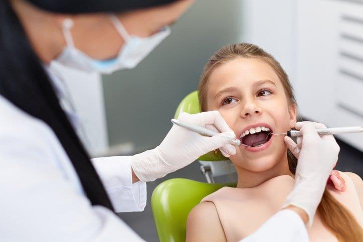 Dental Sealants Thornton